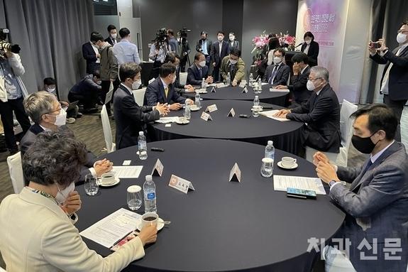 '2022년 수가협상' 공단-의약단체 첫 만남부터 난항 예고