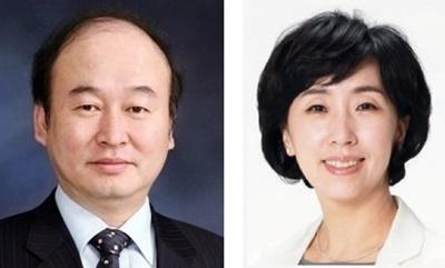 구영 회장(좌), 김정혜 위원장