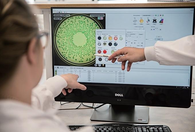 스웨덴 바이오가이아 프로바이오틱스 연구소.